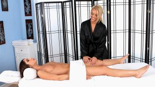 Straight To Business - All Girl Massage