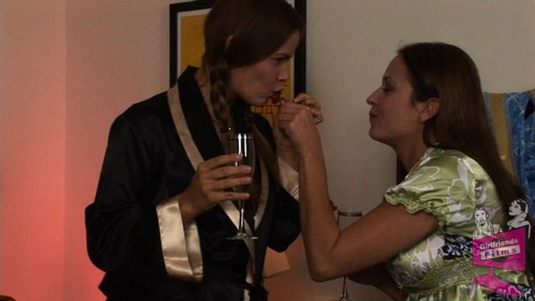 Lesbian Bridal Stories #02, Scene #02 - Girlfriends Films