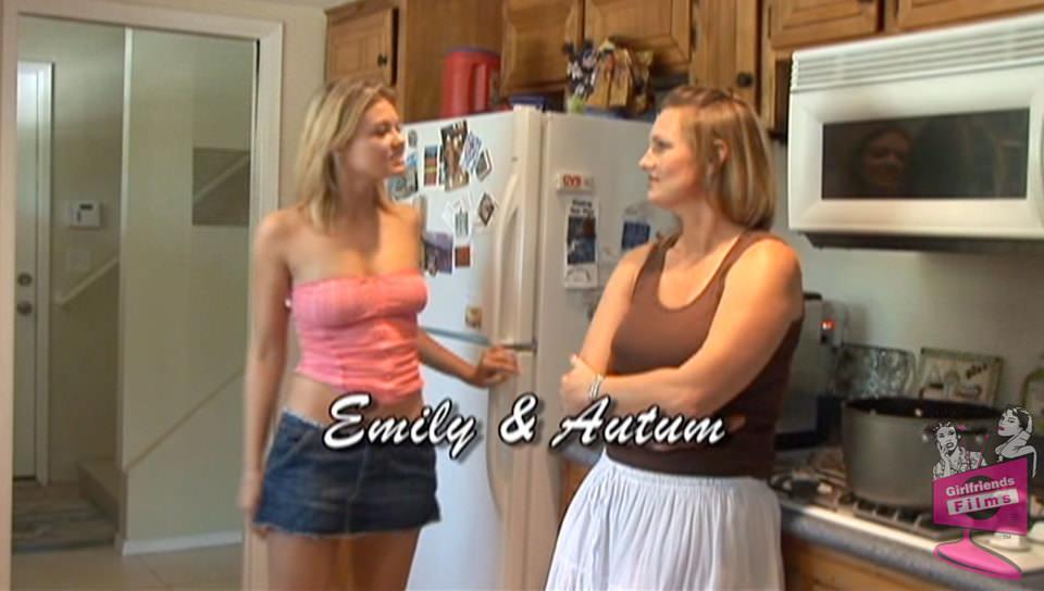 Lesbian Seductions #08, Scene #01 - Girlfriends Films