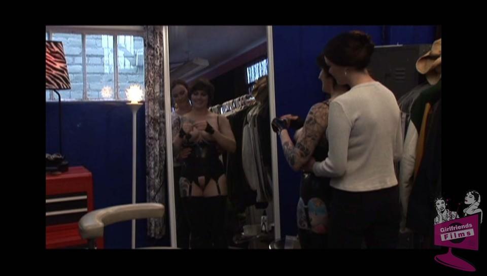 Lesbian Seductions #06, Scene #01 - Girlfriends Films