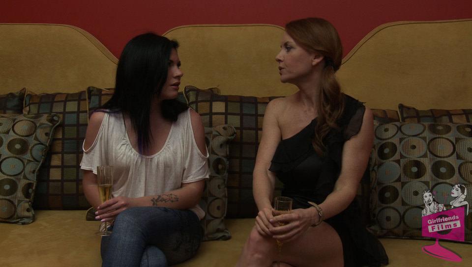 Fashion House #02, Scene #01 - Girlfriends Films