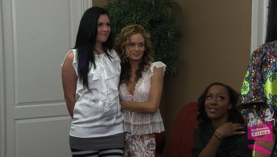 Fashion House #02, Scene #04 - Girlfriends Films
