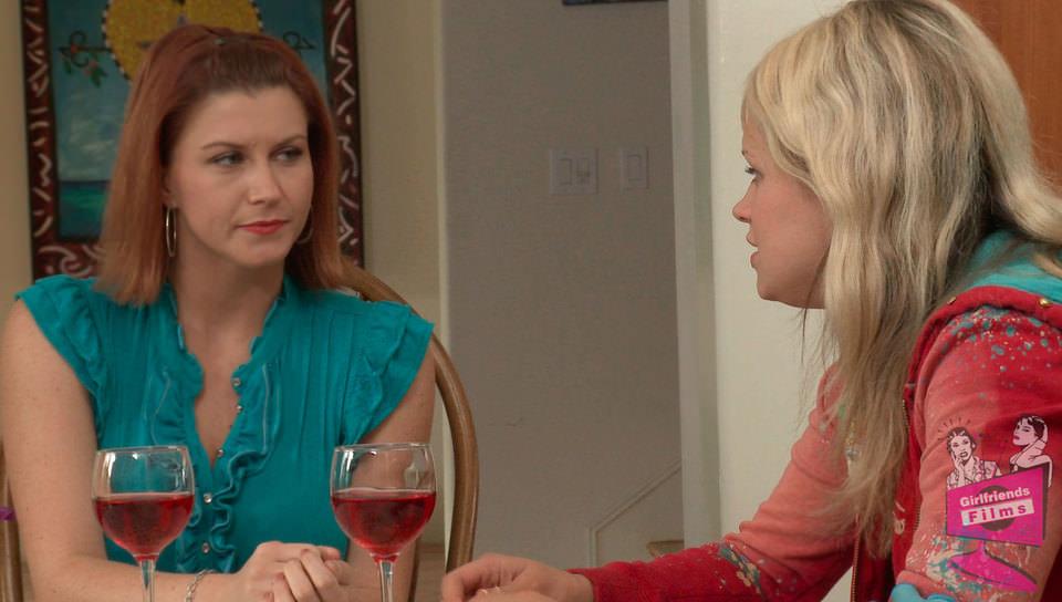 Web Exclusive 809 Heather Starlet & Sara Stone - Girlfriends Films