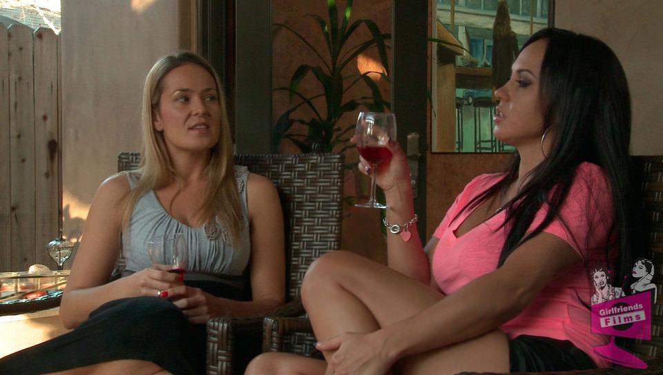 Web Exclusive 1127 Elexis Monroe Mariah Milano - Girlfriends Films