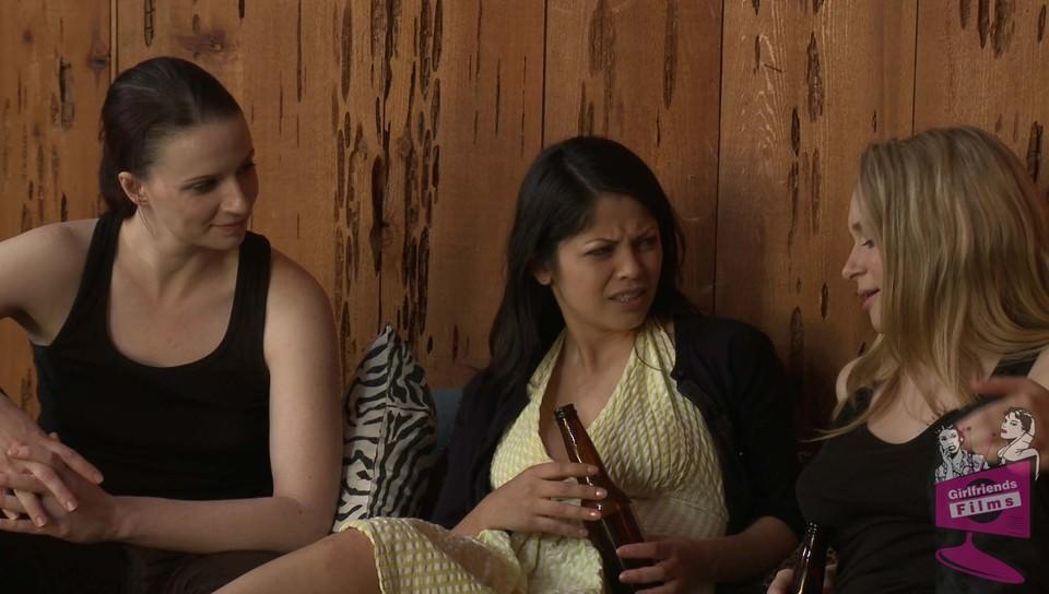 Web Exclusive, Scene 406 Claire Adams Evie Delatosso Aiden Starr - Girlfriends Films