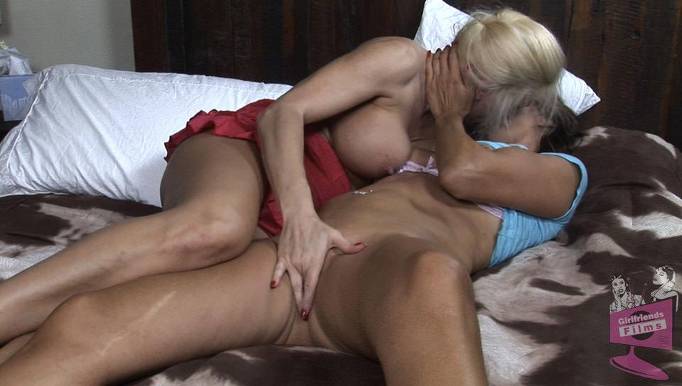 Lesbian Triangles #13, Scene #02 - Girlfriends Films