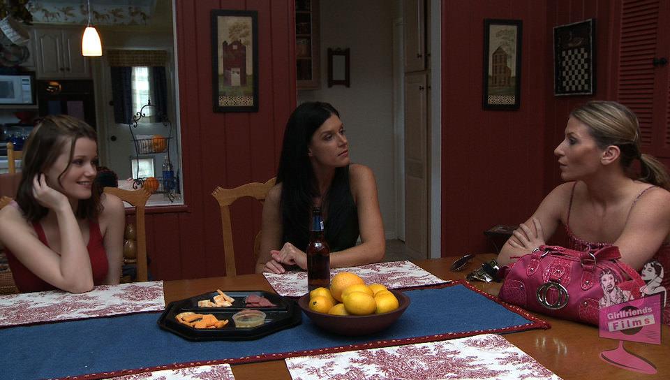 Lesbian Triangles #15, Scene #04 - Girlfriends Films