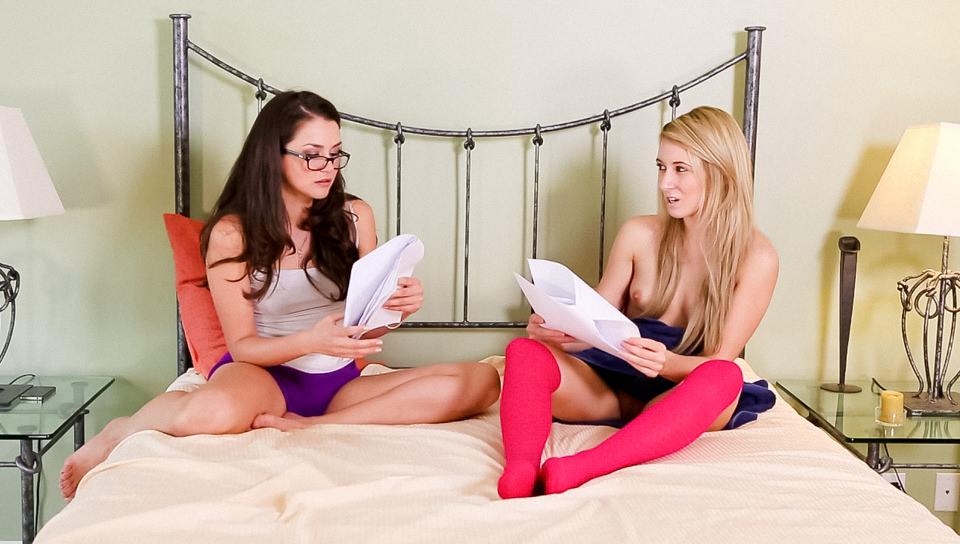 Lesbian PsychoDramas #19, Scene #04 - Girlfriends Films