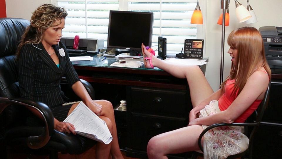 Lesbian Tutors #02, Scene #01 - Girlfriends Films