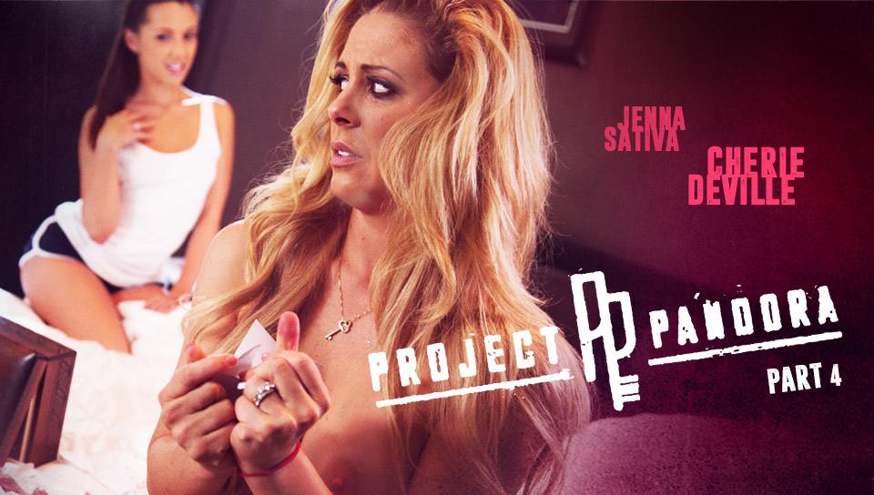 Project Pandora: Part Four, Scene #01 - Girlsway