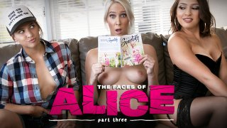 The Faces of Alice: Part Three - Girlsway