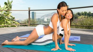 My First Yoga Class - WebYoung