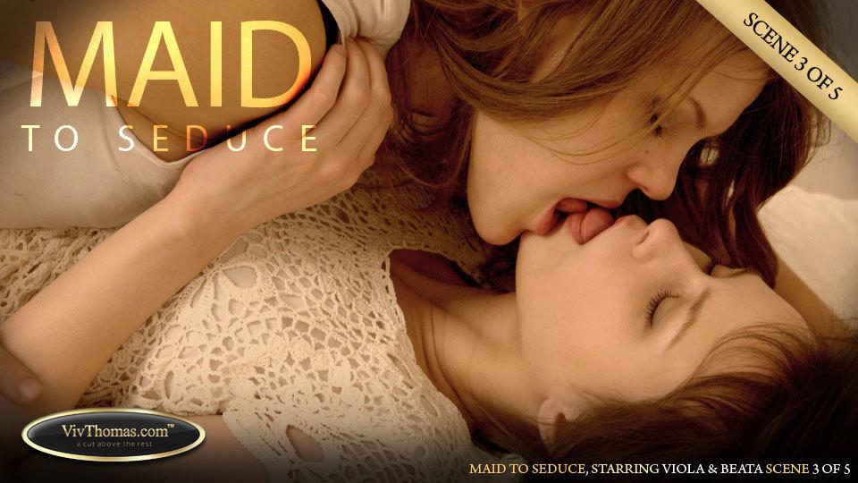 Maid to Seduce Scene 3 - Viv Thomas