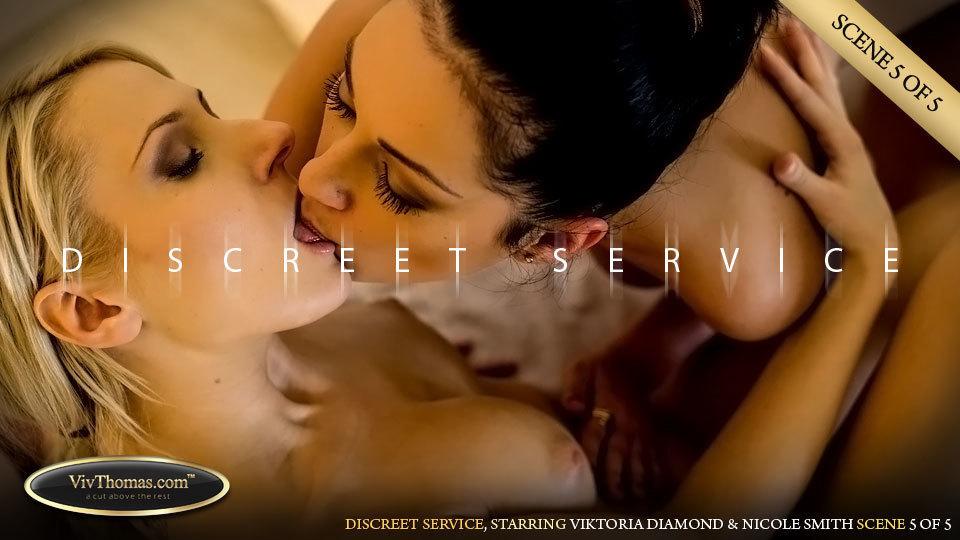 Discreet Service Scene 5 - Viv Thomas