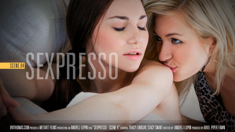 Sexpresso Scene 4 - Viv Thomas