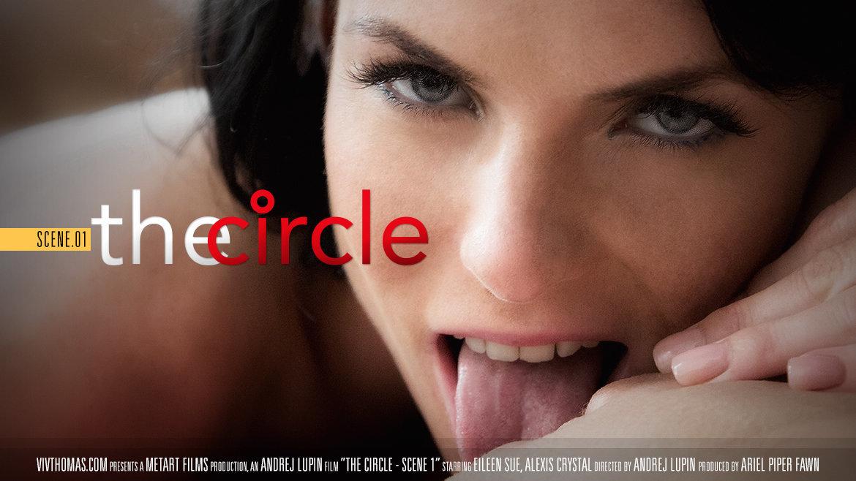 The Circle Scene 1 - Viv Thomas