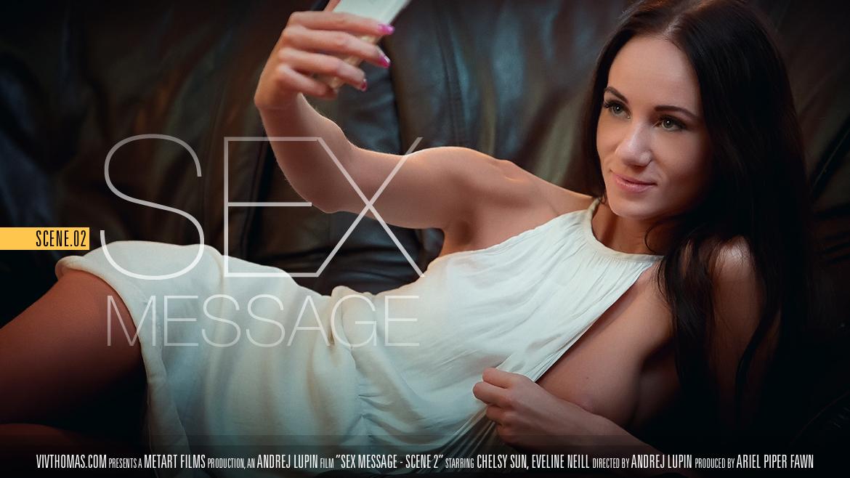 Sex Message Scene 2 - Viv Thomas