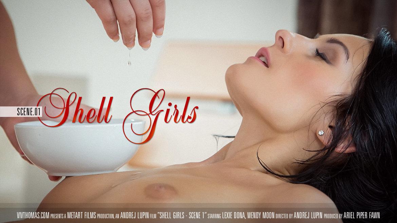 Shellgirls Scene 1 - Viv Thomas