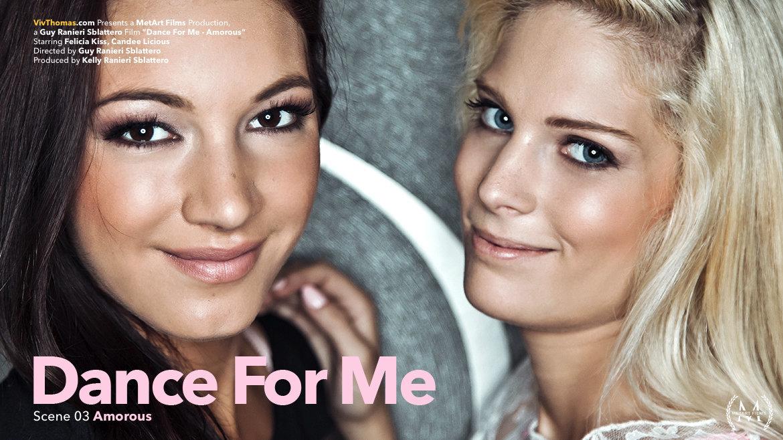 Dance For Me Episode 3 - Amorous - Viv Thomas
