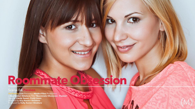 Roommate Obsession Episode 4 - Passion - Viv Thomas