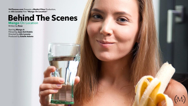 Behind The Scenes: Mango On Location - Viv Thomas