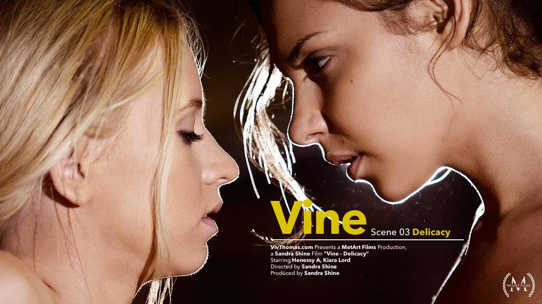 Vine Episode 3 - Delicacy - Viv Thomas