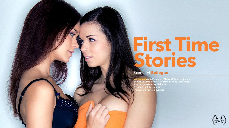 First Time Stories Episode 4 - Epilogue - Viv Thomas