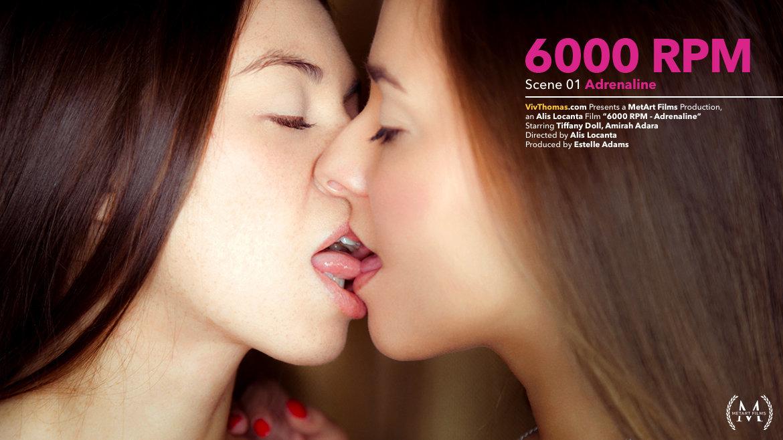6000rpm Episode 1 - Adrenaline - Viv Thomas
