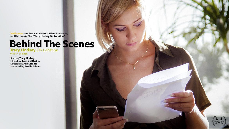 Behind The Scenes: Tracy Lindsay On Location - Viv Thomas