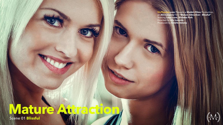 Mature Attraction Episode 1 - Blissful - Viv Thomas