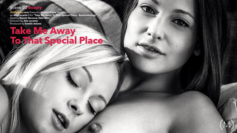 Take Me Away To That Special Place Episode 2 - Beauty - Viv Thomas