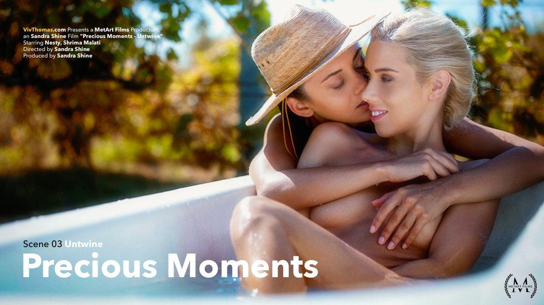 Precious Moments Episode 3 - Untwine - Viv Thomas
