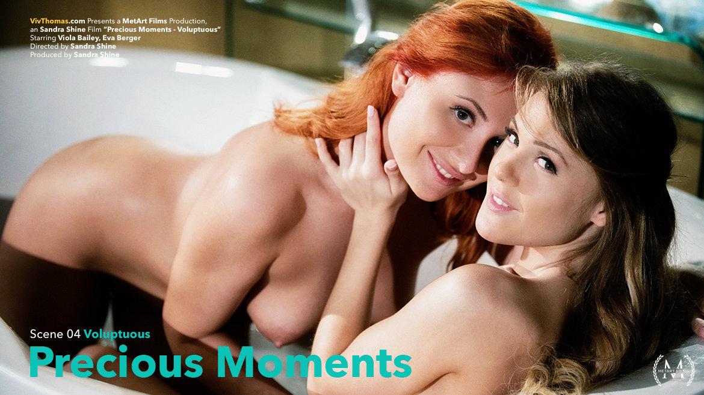 Precious Moments Episode 4 - Voluptuous - Viv Thomas