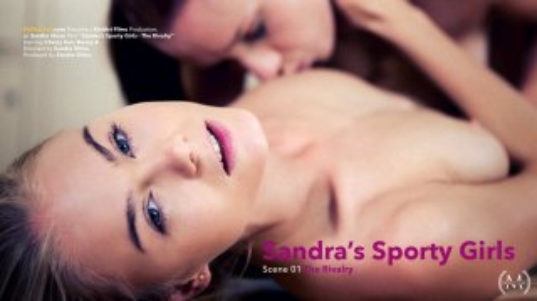 Sandra's Sporty Girls Episode 1 - The Rivalry - Viv Thomas