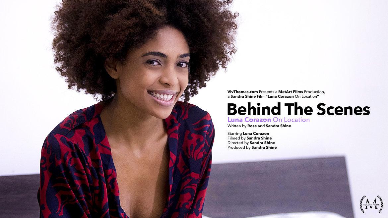 Behind The Scenes: Luna On Location - Viv Thomas
