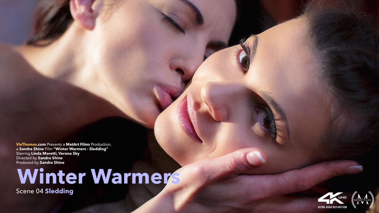 Winter Warmers Episode 4 - Sledding - Viv Thomas