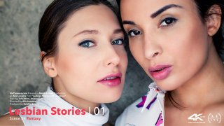 Lesbian Stories Vol 1 Episode 4 - Fantasy - Viv Thomas