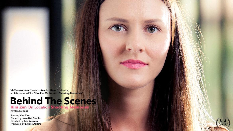 Behind The Scenes: Kira Zen Shooting Memories - Viv Thomas
