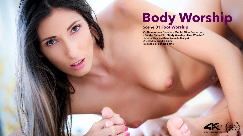 Body Worship Episode 1 - Foot Worship - Viv Thomas