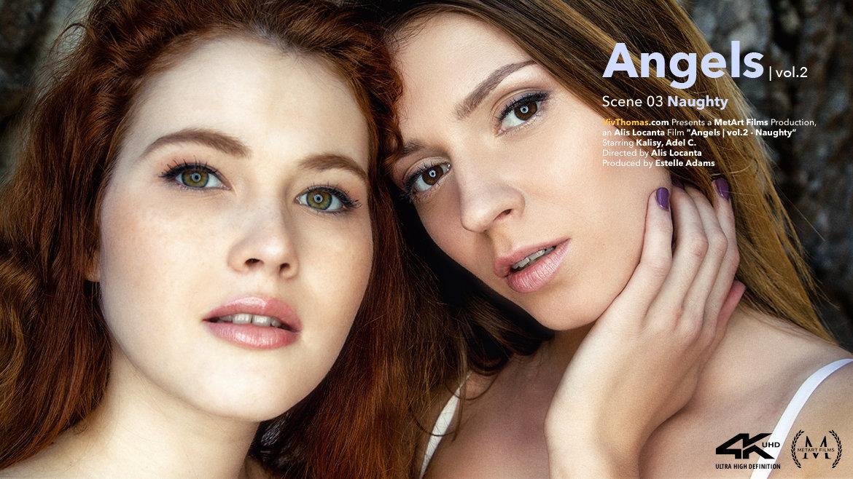 Angels Vol 2 Episode 3 - Naughty - Viv Thomas