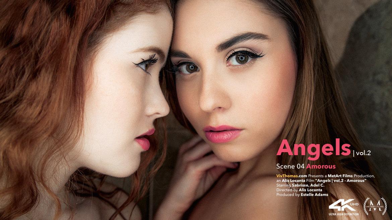 Angels Vol 2 Episode 4 - Amorous - Viv Thomas