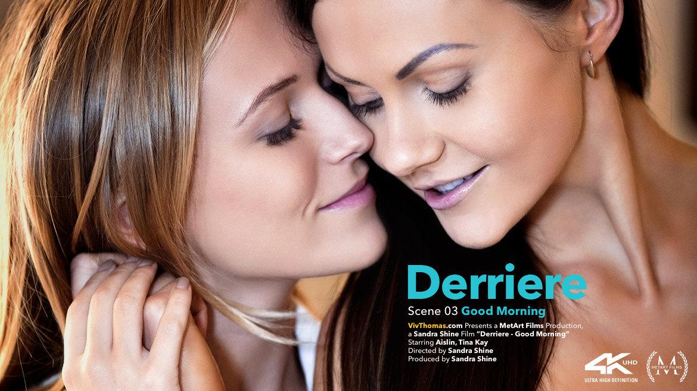 Derriere Episode 3 - Good Morning - Viv Thomas
