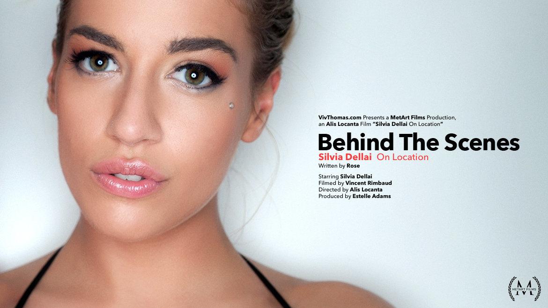 Behind The Scenes: Silvia Dellai On Location - Viv Thomas