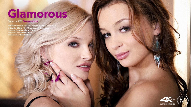 Glamorous Episode 2  - Sensuous - Viv Thomas