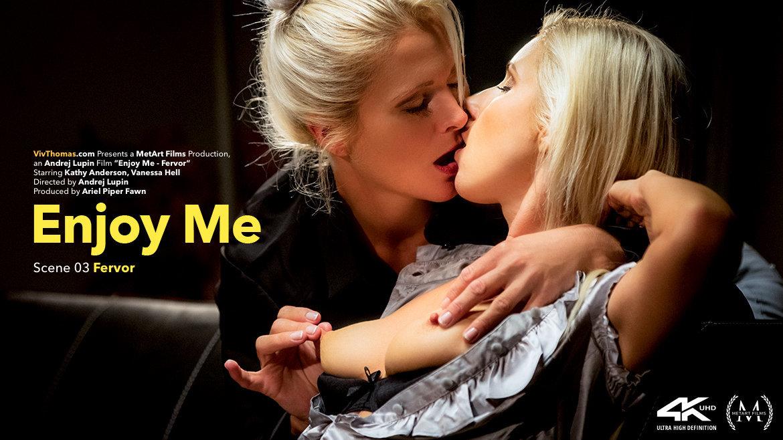 Enjoy Me Episode 3 - Fervor - Viv Thomas