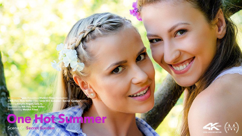One Hot Summer Episode 1 - Secret Garden - Viv Thomas