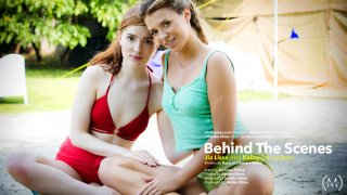 Behind The Scenes: Jia Lissa And Kalisy On Location - Viv Thomas