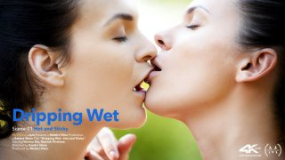 Dripping Wet Episode 1 - Hot and Sticky - Viv Thomas