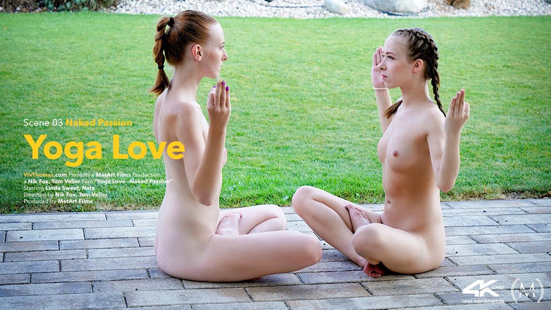 Yoga Love Episode 3 - Naked Passion - Viv Thomas