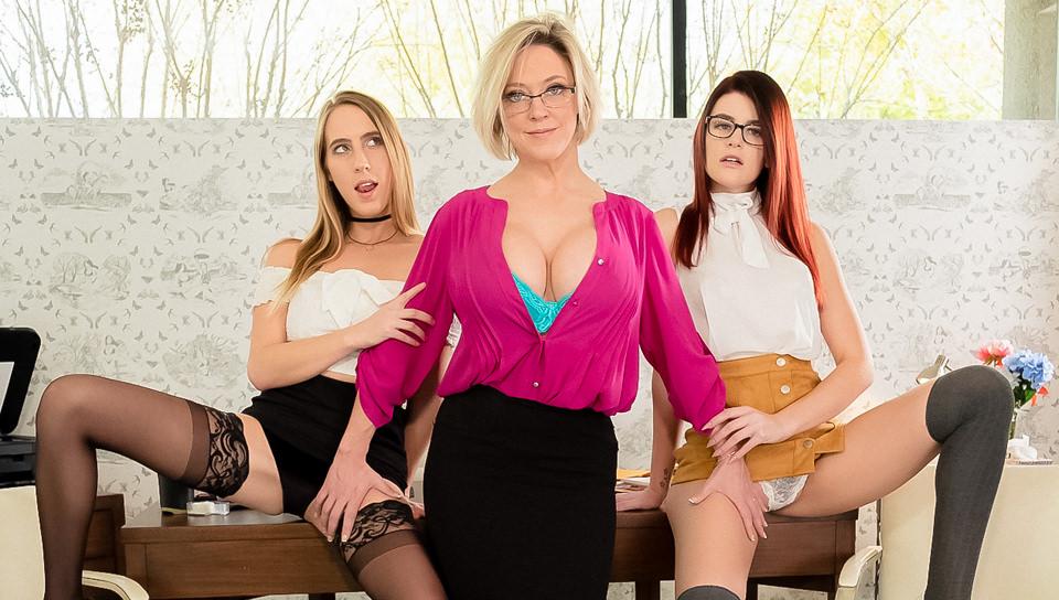 Lesbian Legal #16, Scene #04 - Girlfriends Films
